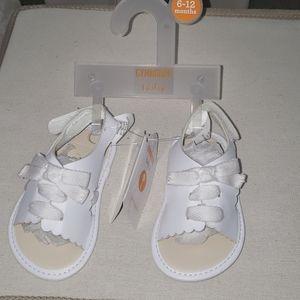 🆕️Gymboree babygirl sandals-6-12mths